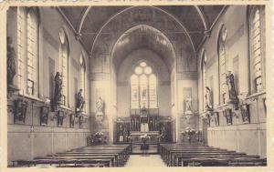 Belgium Brugge Interieur L'Eglise