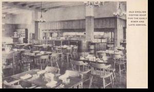 Michigan Dearborn Dearborn Inn Old English Coffee Shop Albertype