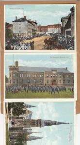 BROCKVILLE , Ontario , Canada , PU-1916; Greetings, Souvenir Folder Postcard