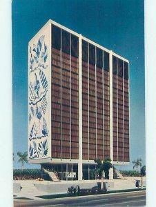 Pre-1980 BACARDI RUM IMPORTS BUILDING Miami Florida FL AE8474