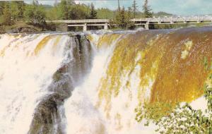 Kakabeka Falls , Ontario , Canada , 50-60s