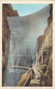 Shoshone Dam, Yellowstone, Wyoming, 10-20s