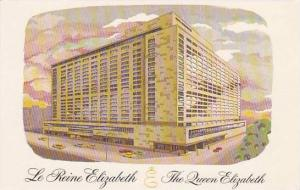 A C.N.R. Hotel Operated by Hilton Hotels International, Canada, 40-60s