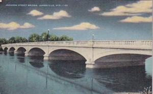 Wisconsin Janesville The Jckson Street Bridge