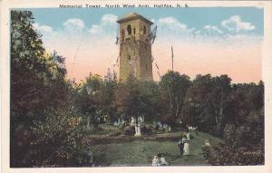 Halifax , Nova Scotia , Canada , 00-10s : Memorial Tower