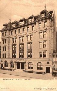 New Jersey Y M C A Building 1905 Tucks