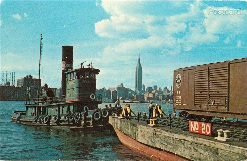 NY, New York City, Brooklyn Eastern District Terminal, Bedt Tug, Invincible,