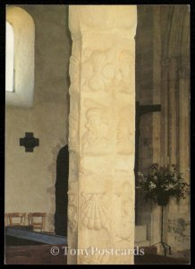 Eglise de Varengeville - Pilier du XVIe siecle