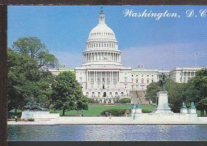 Capitol Washington DC Postcard BIN