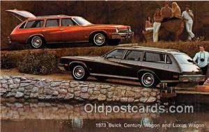 1973 Buick Century Wagon & Luxus Wagon Chevrolet unused