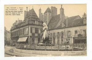 Place Des Cordeliers, Monument Piron, Dijon (Côte-d´Or), France, 1900-10s