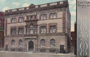 ROCHESTER, New York, PU-1911; Elks' Club