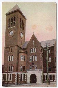 Bangor, Me, City Hall