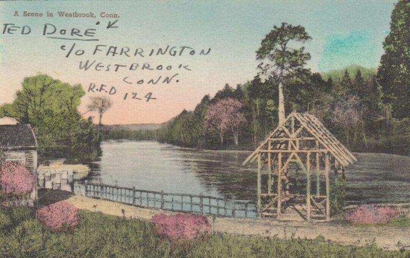 WESTBROOK , Connecticut , 1920-30s; Water Scene