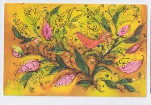 Hallmark Art Postcard 1971