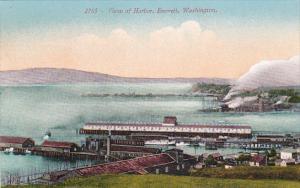 Washington Everett View Of The Harbor