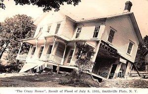 The Crazy House - Smithville Flats, New York