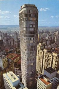 Partial View, Downtown, Sao Paulo, Brasil, 1950-1970s