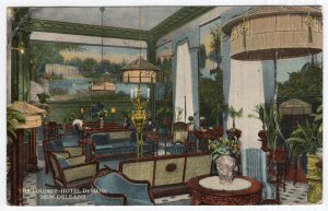 New Orleans, The Lounge, Hotel Desoto