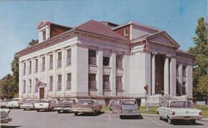 Court House , New Madrid , Missouri , 50-60s