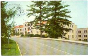 Elizabeth Waters Hall, University of Wisconsin, Madison, WI, 1970 Chrome