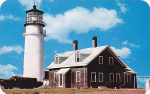 Highland Lighthouse Cape Cod Massachusetts