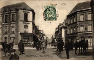 CPA   Argentan - Rue de l'Orne   (435806)