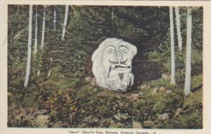 KENORA, Ontario, Canada, 1900-1910's; Devil At Devil's Gap