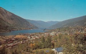 NELSON, British Columbia, Canada, 1962; Kootenay River and View of Nelson