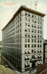 RI - Providence.  Bannigan Building