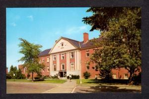 ME University of Maine Memorial Union Bldg Orono Maine Postcard Univ PC