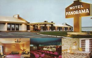 Motel Panorama Inc., Inside View, LAC MAGANTIC, Quebec, Canada, 40-60´