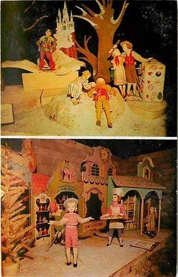 TN, Pigeon Forge, Tennessee, Fairyland for Children, Multi View, Dexter Press