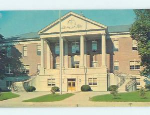 Unused Pre-1980 COURTHOUSE SCENE Greenville South Carolina SC d2297
