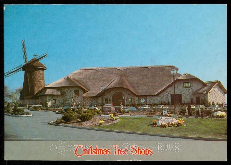 - Christmas Tree Shops / HipPostcard