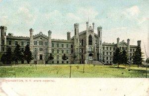 NY - Binghamton. State Hospital