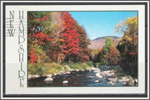 New Hampshire, Gorham Sugar Maples Along Moose River - [NH-180]