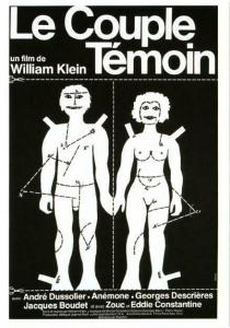 Postcard of The Model Couple - Le Couple Témoin French Movie