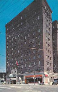Street View of The Ford Hotel, Toronto, Ontario, Canada, 40-60´s