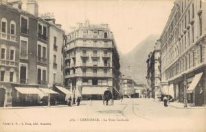 France Grenoble La Voie Centrale 02.29
