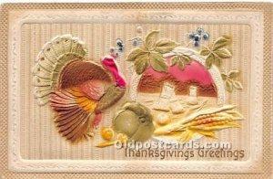 Thanksgiving Greetings 1919