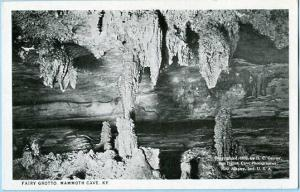 KY - Mammoth Cave, Fairy Grotto