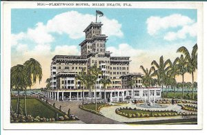 Miami Beach, FL - Fleetwood Hotel
