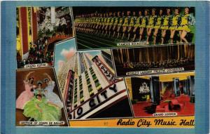 USA PC Radio City Music Hall (a609)