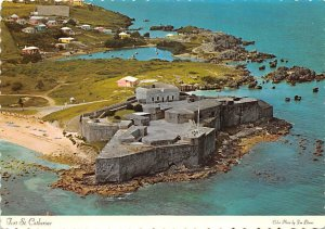 Fort St Catherine Largest and Most Interesting of all Bermuda Forts Bermuda I...