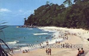 Malaysia, Malaya Kuantan Town Telok Chempedak Beach