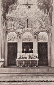 RP; STOCKHOLM, Sweden, 1920-1940s; Engelbrektskyrkan #3