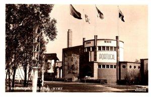 New York 1940 World's Fair  Portugal's Exhinit Bldg