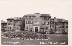 RP: Sanitorium , PRINCE ALBERT , Saskatchewan , Canada , 20-40s