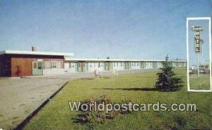 Starlight Motel Manitoba Canada Unused